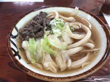 2日続けて山梨県の麺を食す(*'▽')