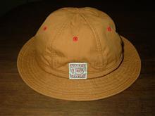 帽子を買った
