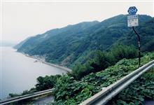 福井県道204号大谷杉津線(1996年09月20日)
