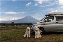 富士山麓旅 ~静岡ふもとっぱらキャンプ編~
