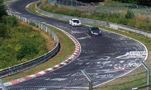 Nordschleife lap time
