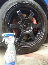 インプ洗車