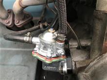 燃料ポンプ新調