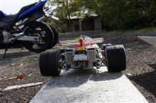 F1プラモデル写真