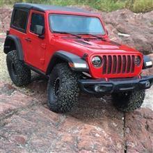 Jeep JL Wrangler ひとまず完成