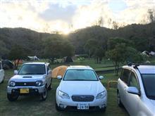 愛車でキャンプ2