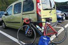 サイクル耐久参戦と極楽寺山