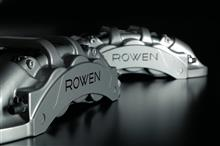 ROWEN ブレーキキャリパーキット Debutいたしました!