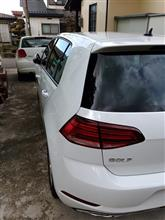 VW GOLF7.5用 スタッドレスが!
