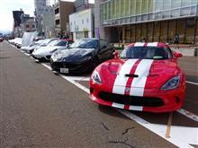 【その他編】第43回小松市どんどん祭り・スーパーカーフェスティバルに行ってきた。大排気量マッスルカー多数、早速展示車両を見ていこう【動画有】