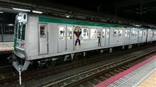 京都市営地下鉄、京マフ編成