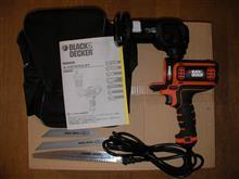 BLACK+DECKER マルチノコギリ コード式 EAR800