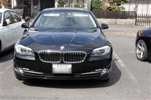 BMW F10 528 カーボンクリーン&ATF交換