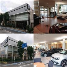 旧VW東京世田谷店舗