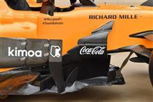 F1 2018 マクラーレンF1がコカ・コーラとパートナーシップ契約。マシンとスーツにロゴを表示 愚痴です