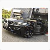 BMW M4へ安心&快適アイ ...