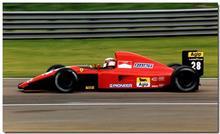 美しき駄馬 フェラーリ643
