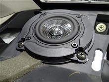 施工例 / SUBARU (スバル) R2 / スピーカー交換 SonicDesign(ソニックデザイン)ハイグレードモデル 【M class】SD-N77M & 3Dオリジナルバッフル