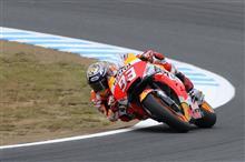 MotoGP日本グランプリ1日目