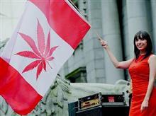 カナダの大麻合法化とか、世界支配層とか、WGIPとか。