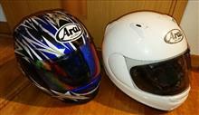 ヘルメット更新
