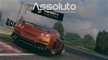 Assoluto Racingと言うゲームにハマってます。