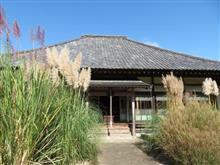 秋のすすき寺と新駅めぐり