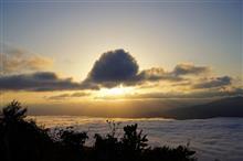 秋の雲海 その2