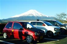 2018年みんカラオープンミーティング本戦。~富士北麓駐車場に私が降臨します。後輪じゃないよ~