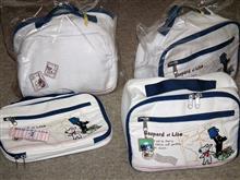 お気に入りのバッグ、新品とクリーニング