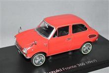1/24スケール、スズキフロンテ360 1967年型