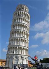 イタリア旅行【9】 ミッション「ピサの斜塔の倒壊を阻止せよ」