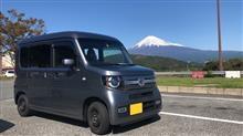 富士山とN-VAN