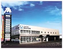 カーポートマルゼン枚方店です。