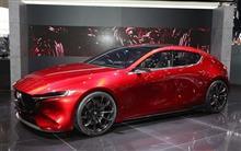 FR時代のマツダ幕開け前の稼ぎ頭、新型「アクセラ」(Mazda3)
