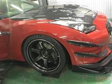 GTR トランスファ不調修理!!