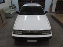 トヨタ カローラレビン(AE86)、採寸&装着確認(完成)