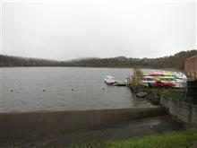 アンダーステア倶楽部・秋のツーリング(その3・女神湖へ)