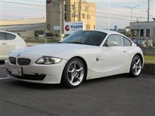 まだまだ元気です..BMW E85 3.0 FOXマフラー+ユピテルドライブレコーダー装着