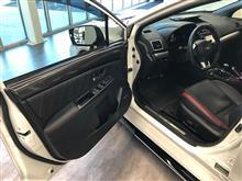スバル WRX STI/S4用ドライカーボン製ドアトリム予約販売開始!