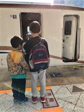 新幹線に乗って鉄道博物館に行ってきた(移動編)