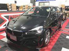 BMWへカーセキュリティ&ドラレコでWアピール!