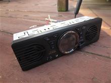 W113 オーディオ取付