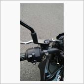 【Z125PRO】 後方視界 ...