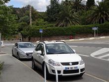 街角の名車たち117 Suzuki SX4 Le Dramont / France