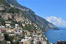 イタリア【13】 世界1美しいアマルフィ海岸をドライブ