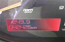 5万Km手前