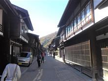 16年ぶりの奈良井