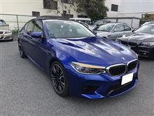 BMW M5 G30を試乗しました