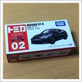 トミカ4D GT-R